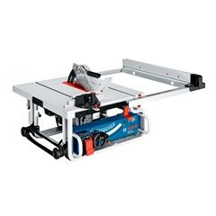 Serra de Mesa 1800w 110v Gts 10 J Professional Azul E Cinza - Bosch
