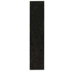 Soleira de Granito São Gabriel 82x14cm Preta - Villas Deccor