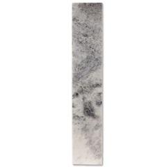Soleira de Mármore 82x14cm Branco - Villas Deccor