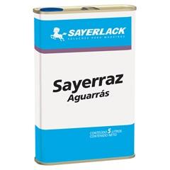 Solvente Aguarrás Sayerraz 5 Litros - Sayerlack