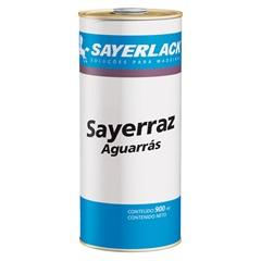 Solvente Aguarrás Sayerraz 900ml - Sayerlack