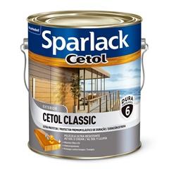 Sparlak Cetol Brilho Mogno 3/6 Litros    - Coral