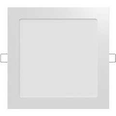 Spot de Embutir Insert Square Bivolt 12w 5000k Branco  - Ledvance