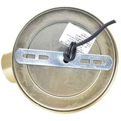 Spot para 1 Lâmpada Aleta 190/1 Dourado 808428 - Franzmar