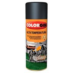 Spray Alta Temperatura Alumínio - Colorgin