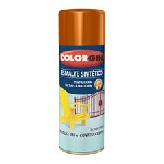 Spray Esmalte Sintético Tabaco - Colorgin