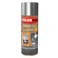 Spray Metallik Cromado - Colorgin