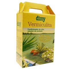 Substrato Vermiculita 250g - Dimy