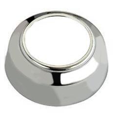 Suplemento de Canopla para Registro Pressão/Gaveta 2cm Cromado - Deca