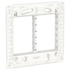 Suporte 4x4 para 6 Módulos Orion Branco - Schneider