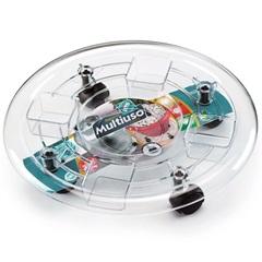 Suporte Multiuso Cristal com Rodízios - Arthi