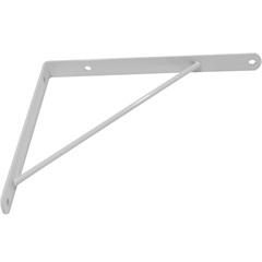 Suporte Reforçado 20x50cm Branco - Utilfer