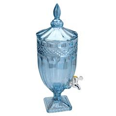 Suqueira em Cristal Brandon Azul com 4 Litros - Wolff