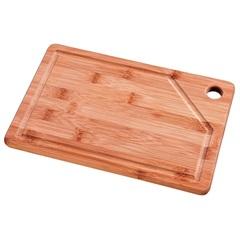 Tábua para Corte Bamboo 30x20cm Natural - MOR