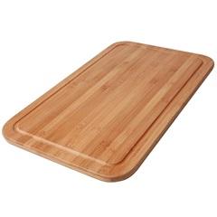 Tábua para Corte Bamboo 50x30cm Natural - MOR