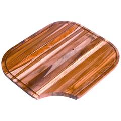 Tábua para Preparo em Madeira Quinline 35,5x41,5cm Natural - Franke