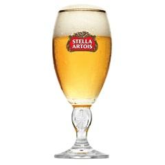 Taça para Cerveja em Vidro Stella Artois 250ml Transparente