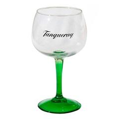 Taça para Gin Tanqueray 700ml Transparente E Verde - Globimport