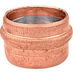 Tampão de Cobre com Solda 28mm - Forusi