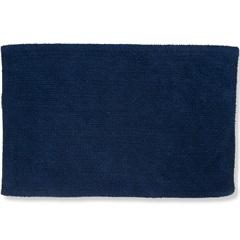 Tapete de Banho Essential Osman 60x40cm Azul Marinho - Casa Etna
