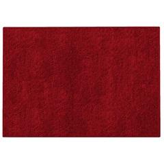 Tapete em Poliéster Vip 140x200cm Vermelho - Jolitex