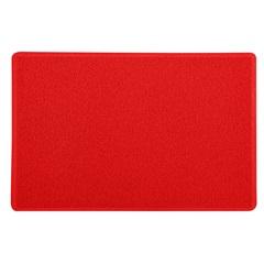 Tapete em Pvc 40x60cm Vermelho - Kapazi