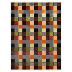 Tapete Marbella Patchwork Elite Eclipse 98x150cm - Rayza