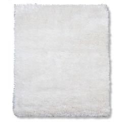 Tapete New Soft Mix Poliéster 150x100cm Marfim - Casa Etna