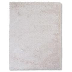 Tapete New Soft Mix Poliéster 200x150cm Marfim - Casa Etna