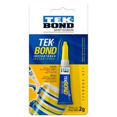 Tekbond Instantânea Blister 2g - Tekbond