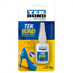 Tekbond Instantânea Blister 5g - Tekbond