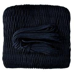Tela Mosquiteiro com Velcro em Poliéster 1x1,50 Metro Preta - Protej