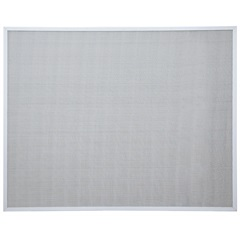 Tela Mosquiteiro Inteiriça 120x150cm Branca - Sasazaki
