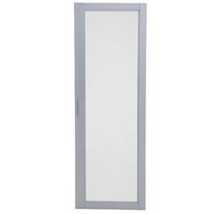 Tela Mosquiteiro para Janela Veneziana de Correr Aluminium Multiflex 100x200cm Branca - Sasazaki