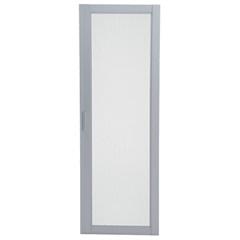 Tela Mosquiteiro para Porta Balcão de Correr Direita Aluminium Multiflex 216x160cm Branca - Sasazaki