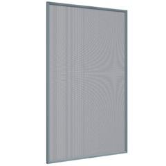Tela Mosquiteiro para Veneziana Flex 100x150cm Cinza - Lucasa