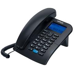 Telefone com Fio E Identificador de Chamadas Tc60id     Ref. 4000074  - Intelbras
