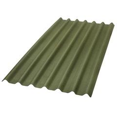 Telha Ecológica Stilo Verde 200x95cm - Onduline