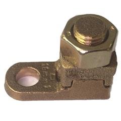 Terminal de Pressão para Aterramento 16mm Cobreado - Kit-Flex