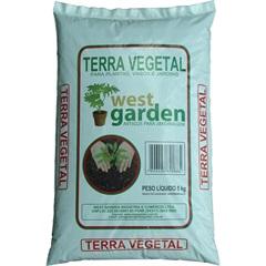 Terra Vegetal Saco com 5kg