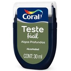 Teste Fácil Algas Profundas 30ml - Coral