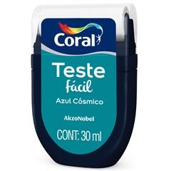 Teste Fácil Azul Cósmico 30ml - Coral
