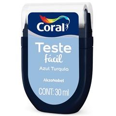 Teste Fácil Azul Turquia 30ml - Coral