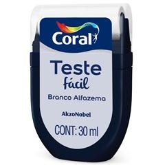 Teste Fácil Branco Alfazema 30ml - Coral