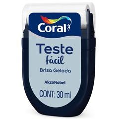 Teste Fácil Brisa Gelada 30ml - Coral