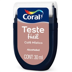 Teste Fácil Café Místico 30ml - Coral