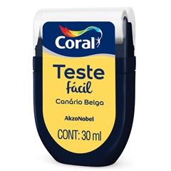 Teste Fácil Canário Belga 30ml - Coral