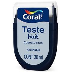 Teste Fácil Casual Jeans 30ml - Coral