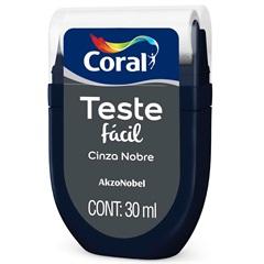 Teste Fácil Cinza Nobre 30ml - Coral