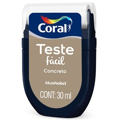 Teste Fácil Concreto 30ml - Coral